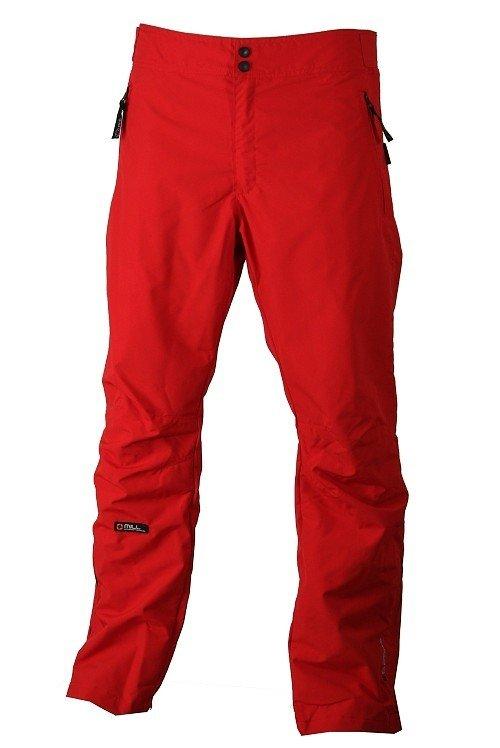 Červené pánské kalhoty OUTDOOR, Mill - velikost L