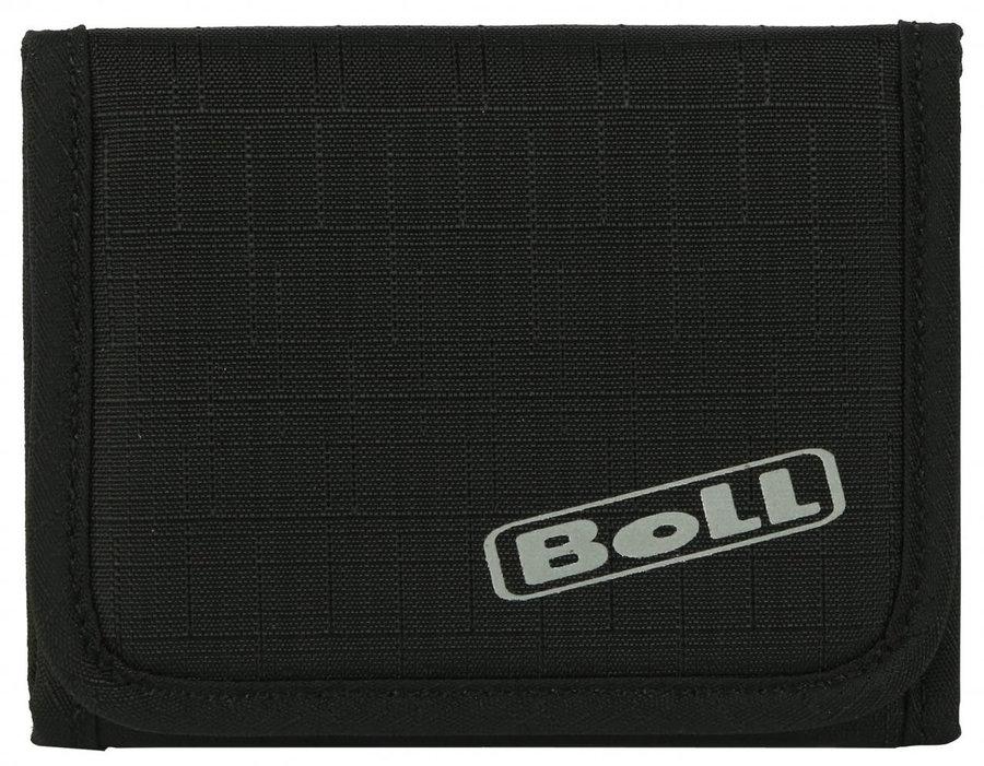 Černá peněženka Trifold Wallet, Boll