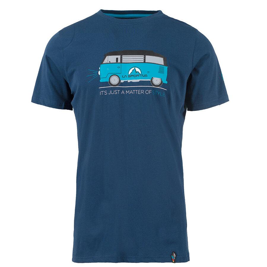 Tričko La Sportiva Van T-Shirt Men