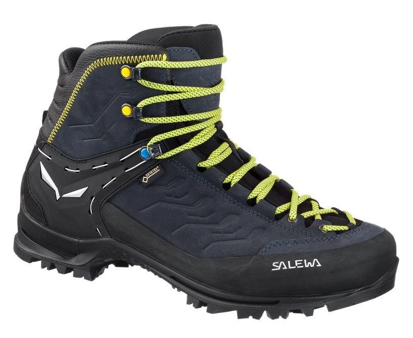 Modré pánské trekové boty MS Rapace GTX, Salewa