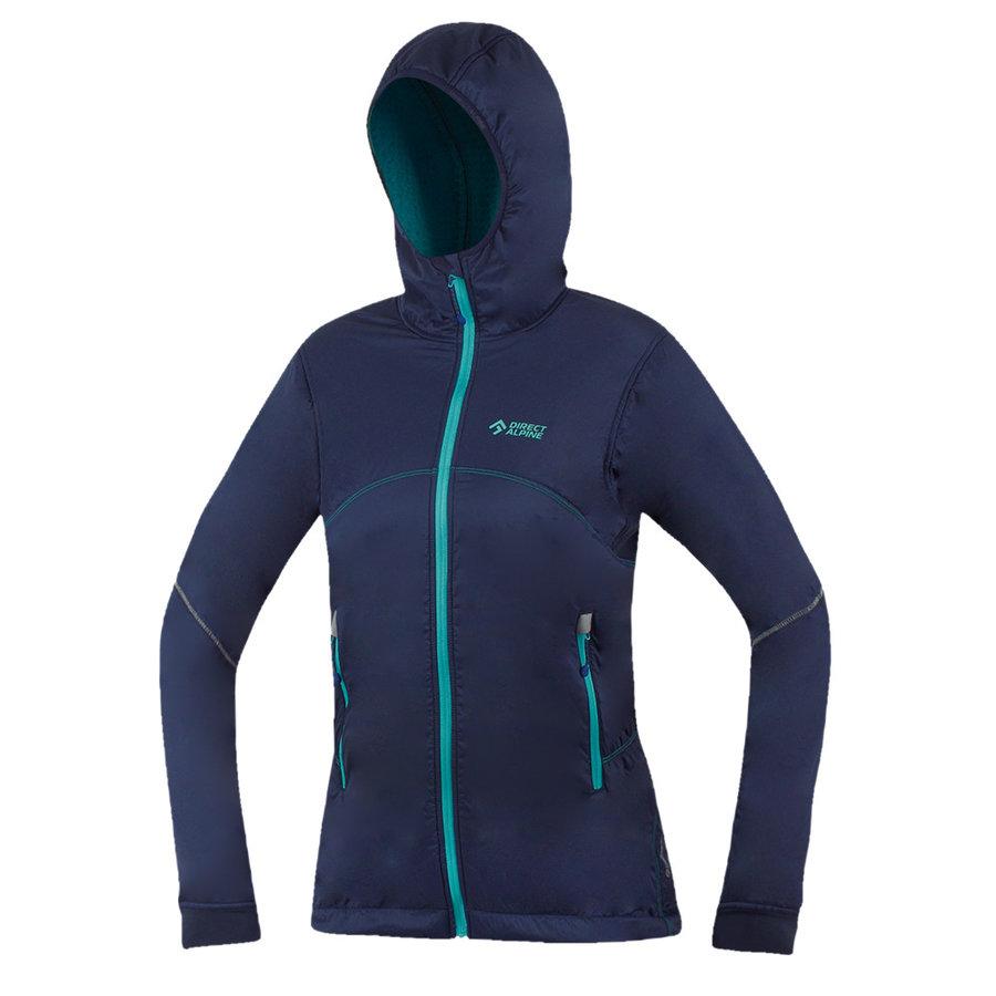Zateplená dámská bunda BORA LADY 1.0, Direct Alpine - velikost S