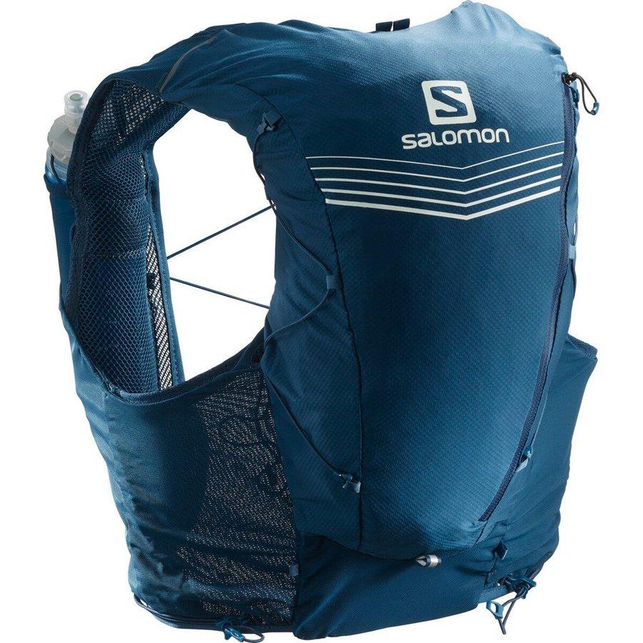 Běžecký batoh ADV SKIN 12 SET, Salomon