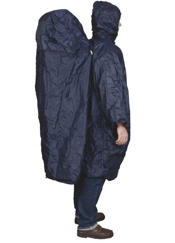 Pláštěnka PONCHO, TravelSafe - velikost S-M