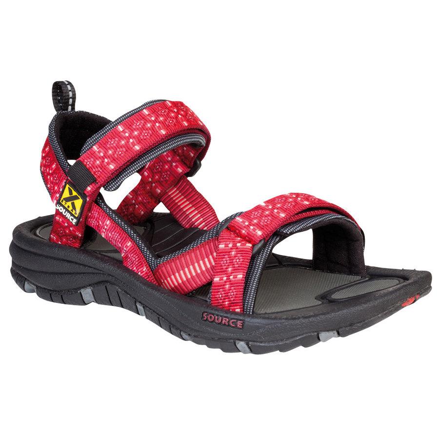 Dámské sandály Gobi Women's Tribal Red, Source