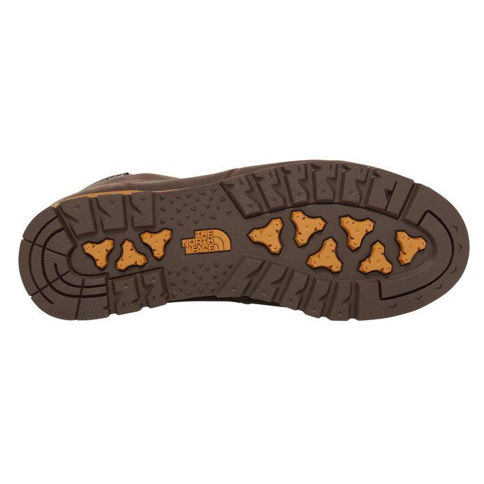 Pánské zimní boty kotníkové The North Face BACK TO BERKELEY REDUX LEATHER MEN - velikost 46 EU