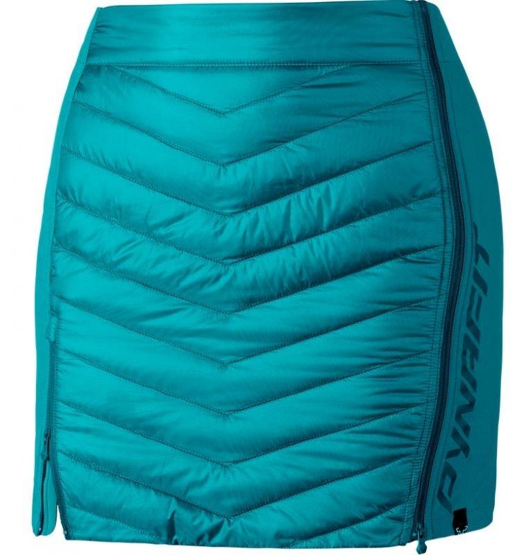 Modrá dámská sukně TLT Primaloft, Dynafit - velikost S