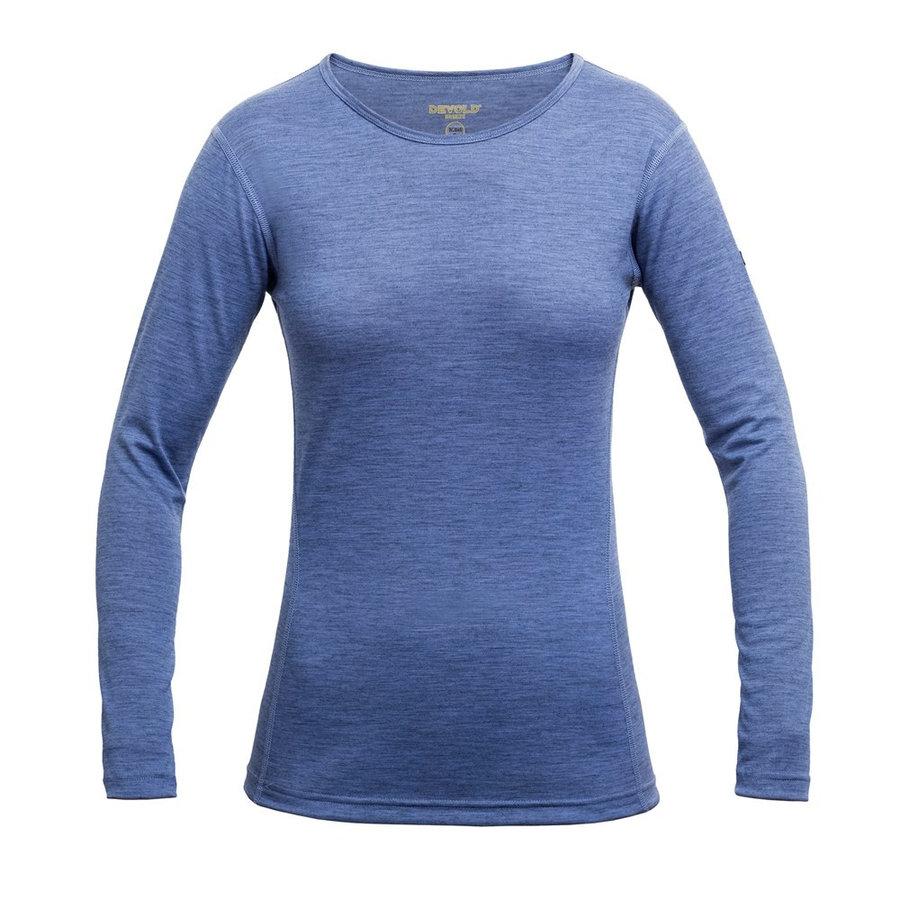Dámské tričko BREEZE WOMAN SHIRT, Devold