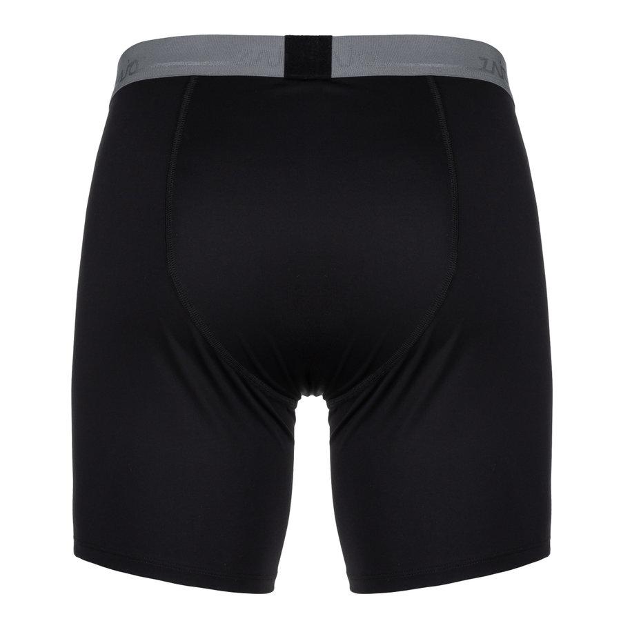 Černé syntetické pánské boxerky Litio Boxer Shorts, Zajo - velikost XS