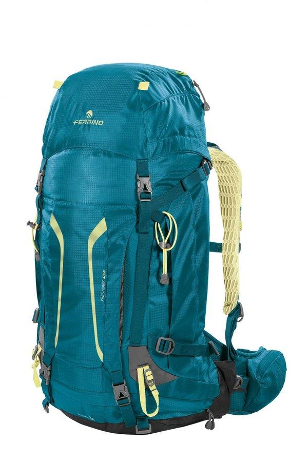 Modrý turistický dámský batoh Finisterre 40 Lady NEW, Ferrino - objem 40 l