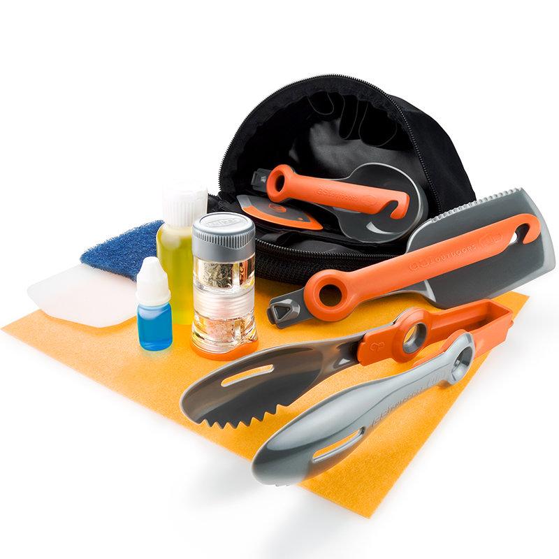 Sada nádobí GSI Outdoors Crossover Kitchen Kit