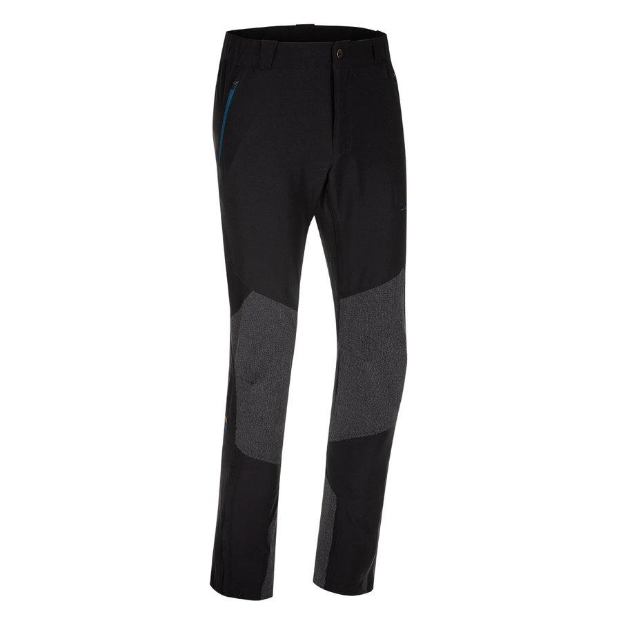 Černé turistické pánské kalhoty Tactic Neo Pants, Zajo