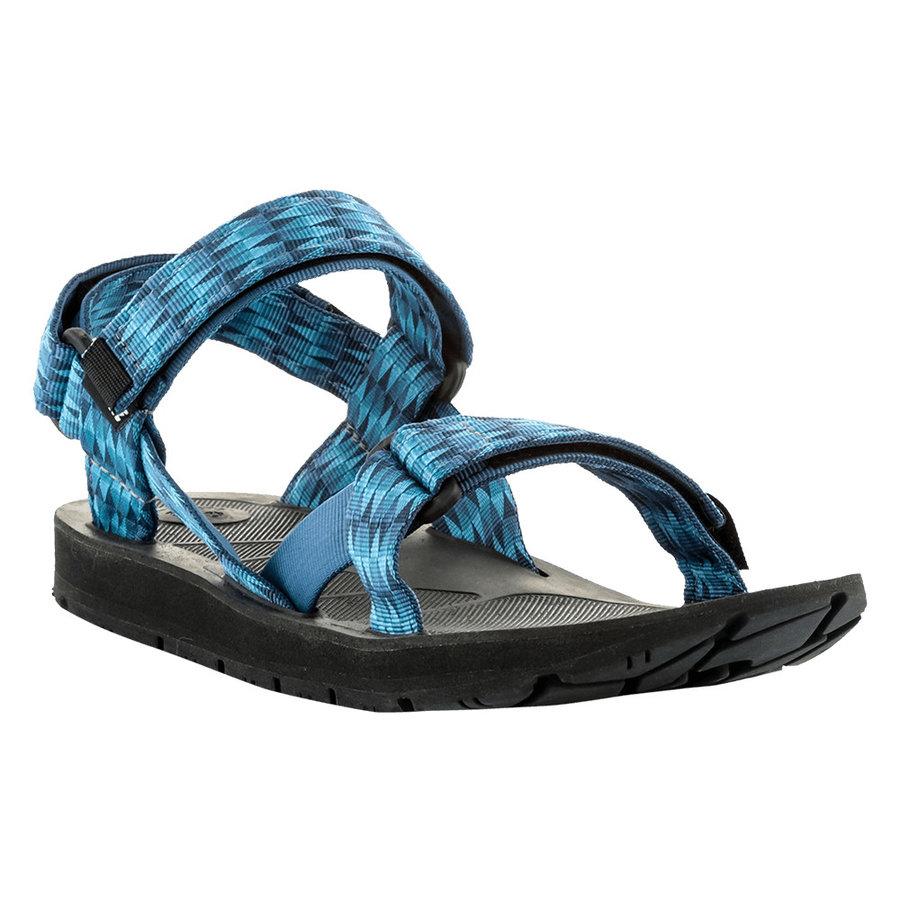 Sandály Source Stream Men's Triangles Blue