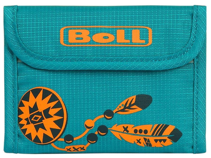 Petrolejová dětská peněženka Kids Wallet, Boll