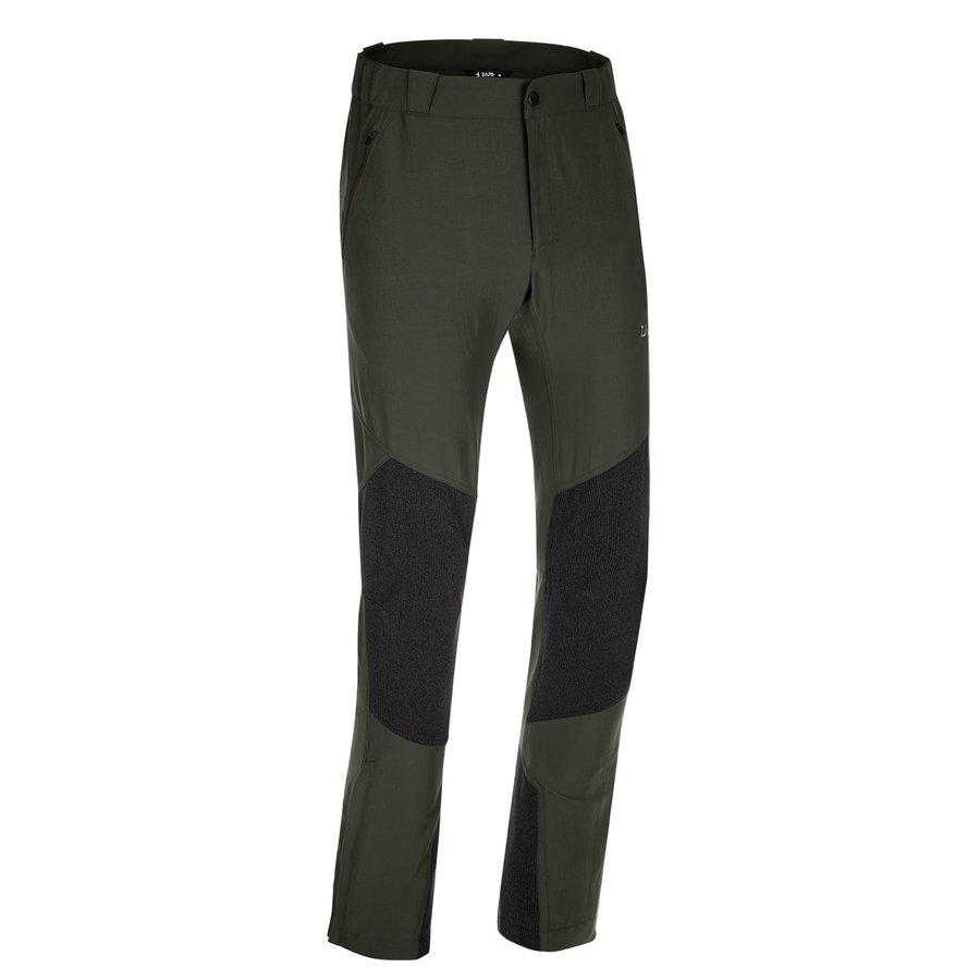 Zelené turistické pánské kalhoty Tactic Neo Pants, Zajo