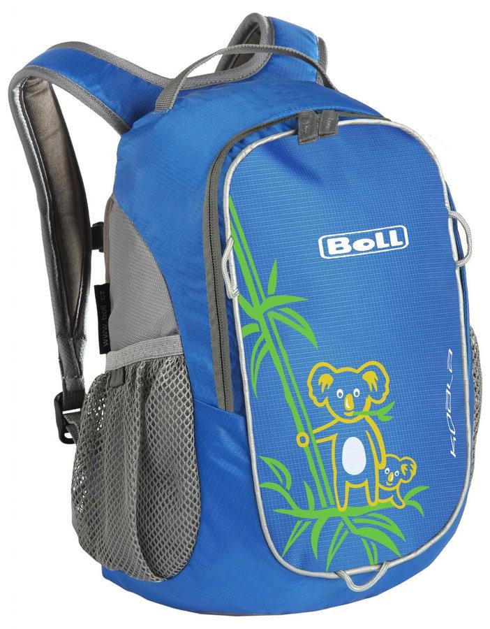 Modrý městský dětský batoh KOALA 10, Boll - objem 10 l