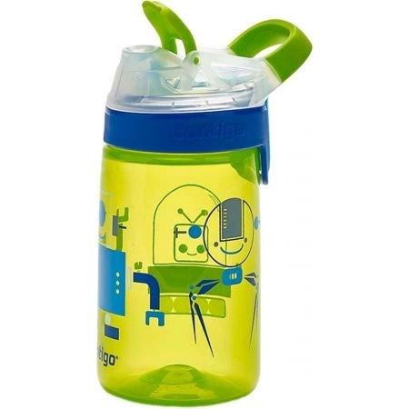 Zelená dětská láhev Autoseal HL Jessie 420, Contigo - objem 0,4 l