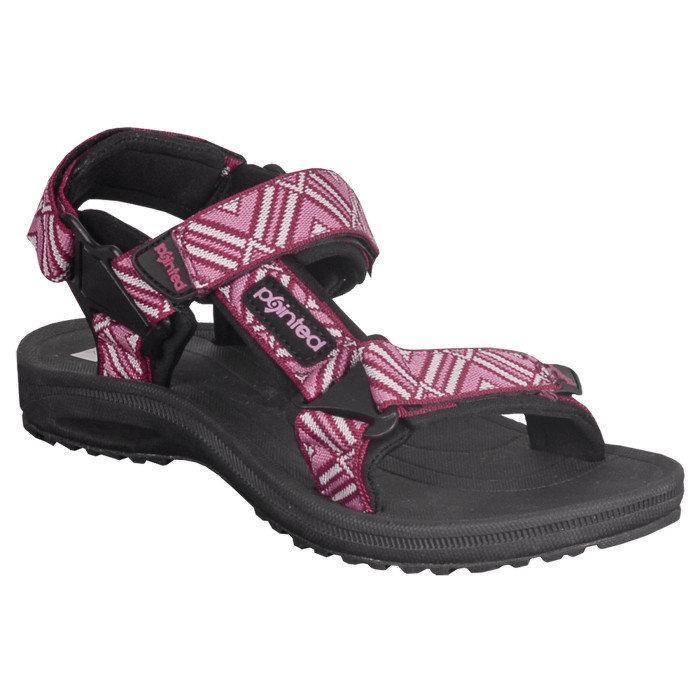 Turistické dámské sandály Sierra, Pointed