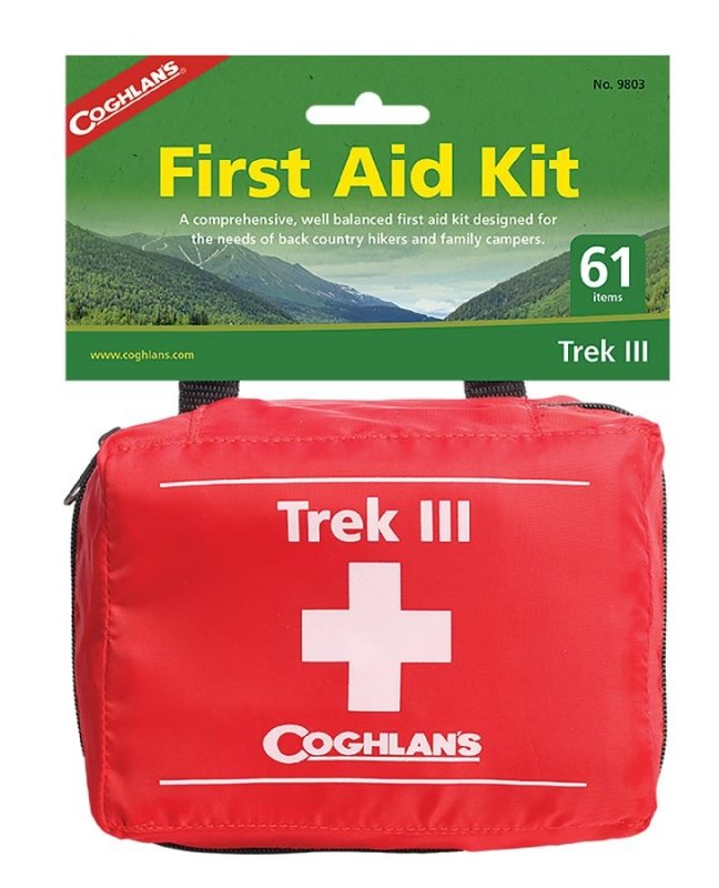 Lékárnička Trek III First Aid Kit, Coghlan´s