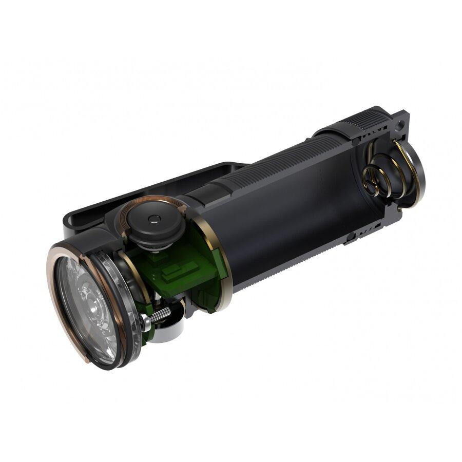Kapesní svítilna E18R, Fenix
