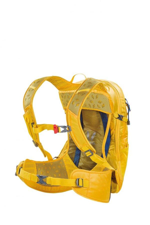 Červený běžecký batoh Zephyr 12+3 NEW, Ferrino - objem 12 l
