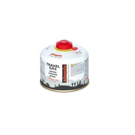 Plynová kartuše šroubovací 230 g, Pinguin