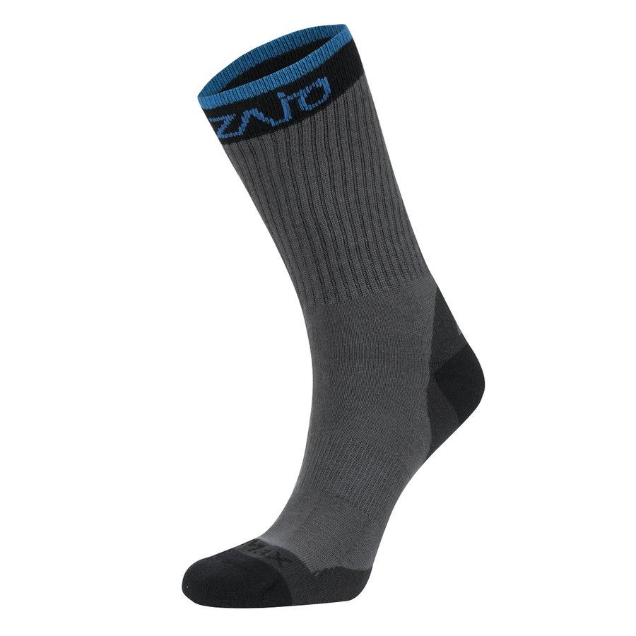 Šedé ponožky Coolmax Socks Lightweight, Zajo