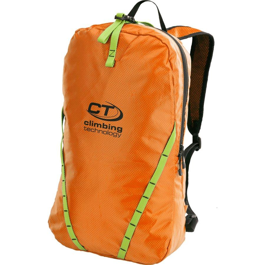Oranžový turistický batoh MAGIC PACK, Climbing Technology - objem 16 l