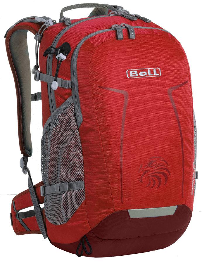 Červený turistický batoh Eagle 24, Boll - objem 24 l