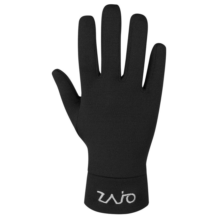 Černá rukavice Arlberg Gloves, Zajo
