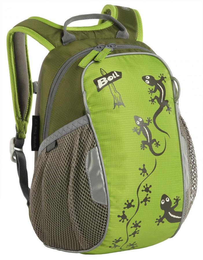 Zelený dětský batoh Bunny 6, Boll - objem 6 l