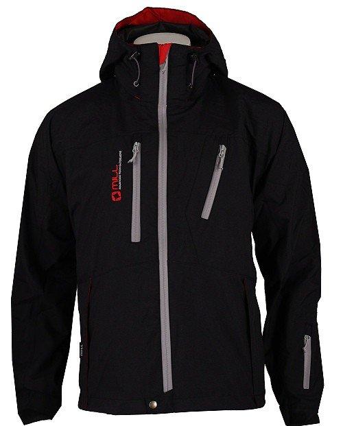 Zimní pánská bunda s kapucí Expedition, Mill