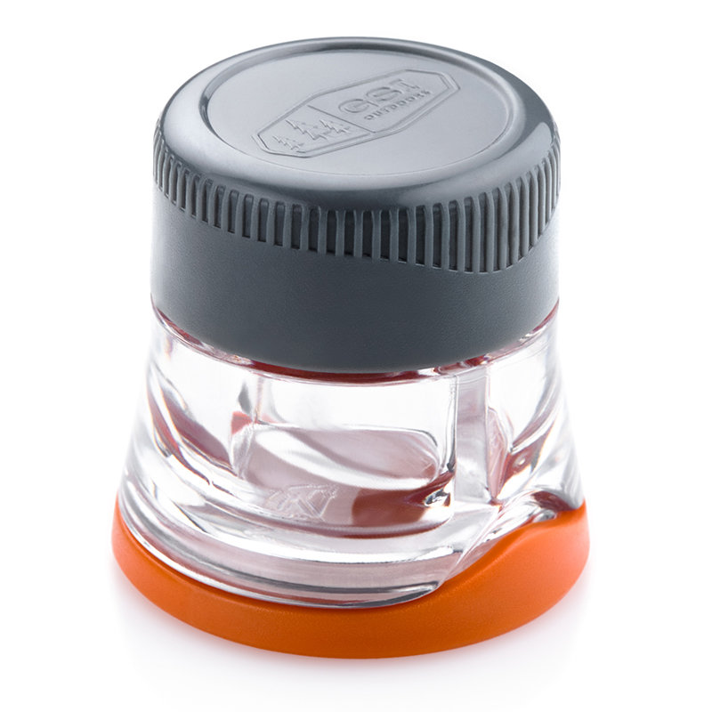 Sada nádobí GSI Outdoors Ultralight Salt and Pepper Shaker