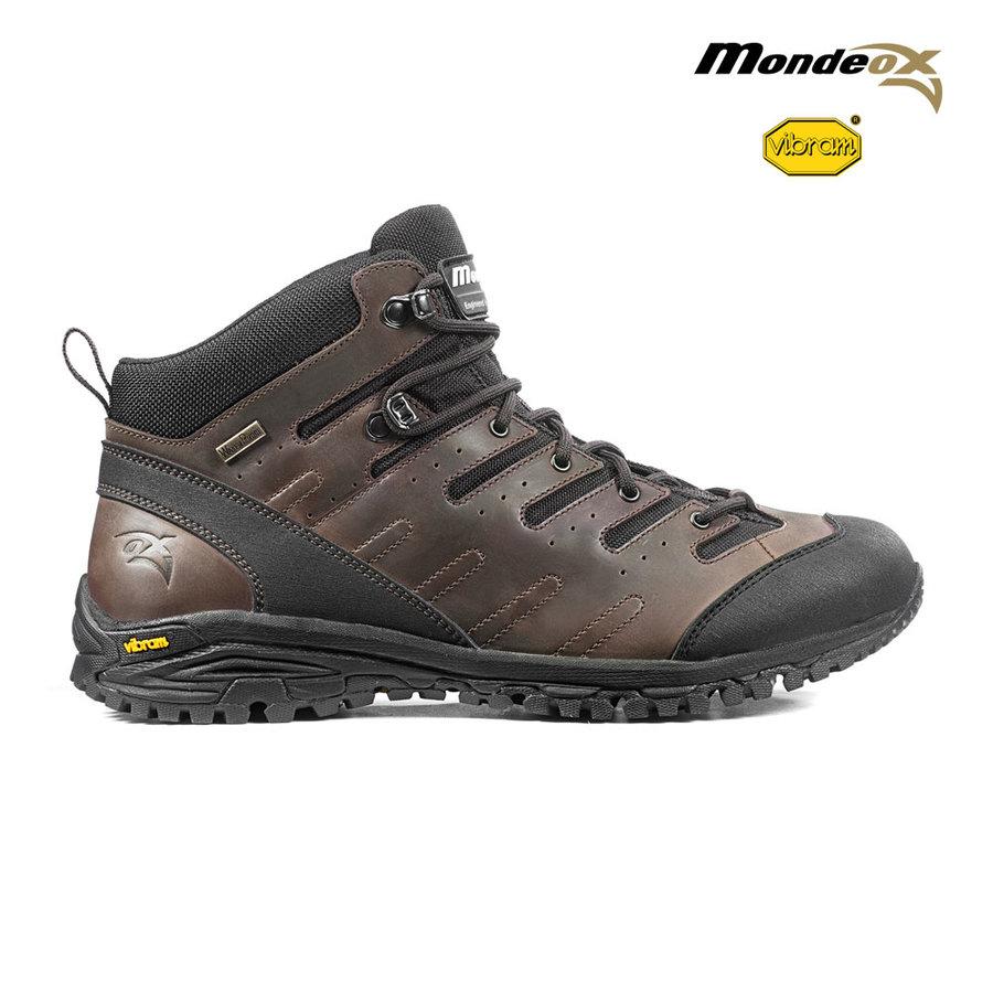 Pánské trekové boty Nitron mid, Mondeox - velikost 36 EU