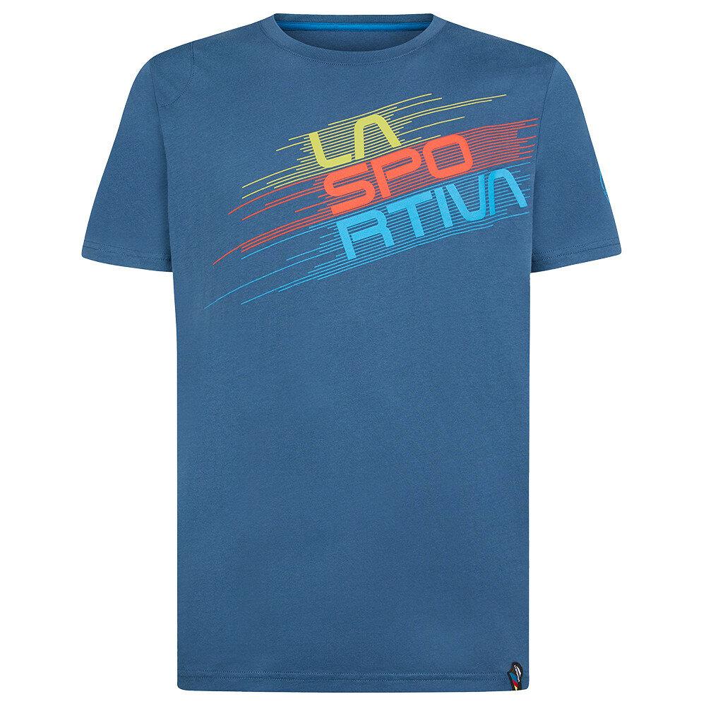Tričko La Sportiva Stripe Evo T-Shirt Men - velikost XL