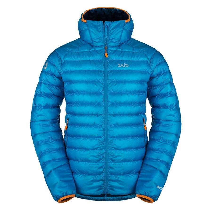 Péřová zimní pánská bunda Lofer Jkt, Zajo - velikost L