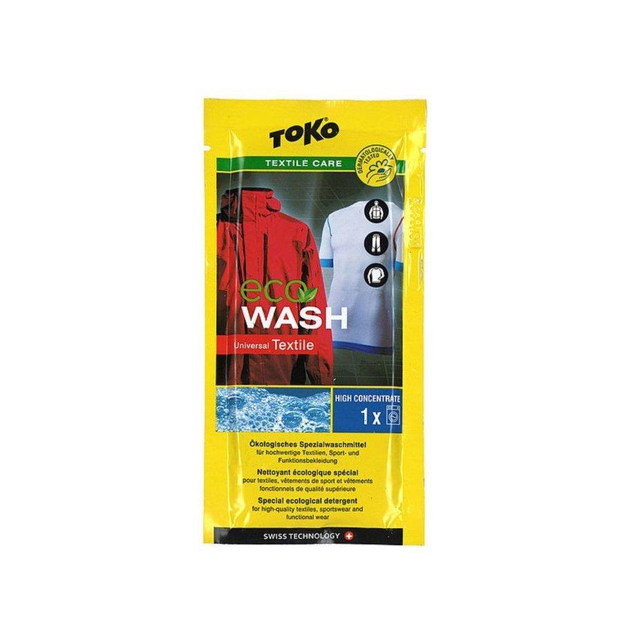 Prací prostředek na oblečení Textile Wash, Toko