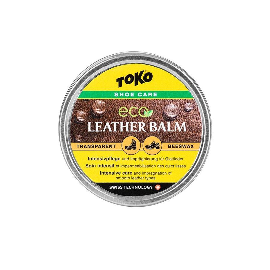 Impregnační vosk Eco Leather Balm, Toko