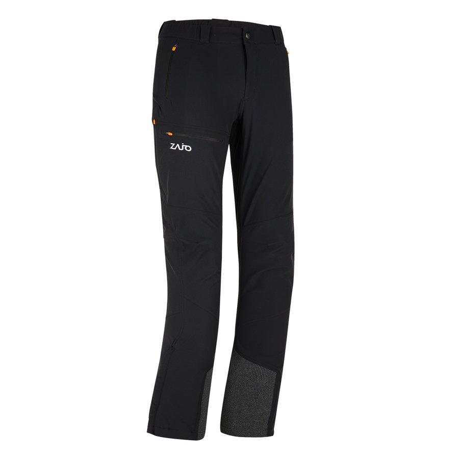Černé softshellové pánské kalhoty Argon Neo Pants, Zajo - velikost M