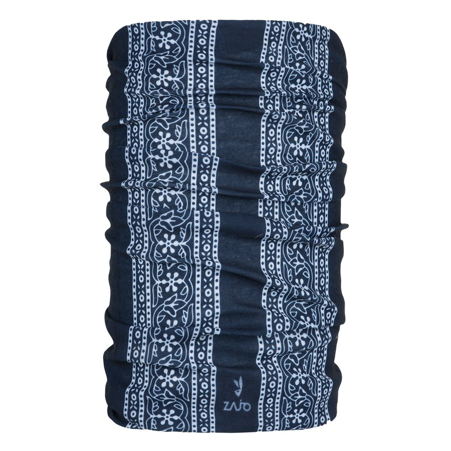 Modrý funkční šátek Unitube, Zajo
