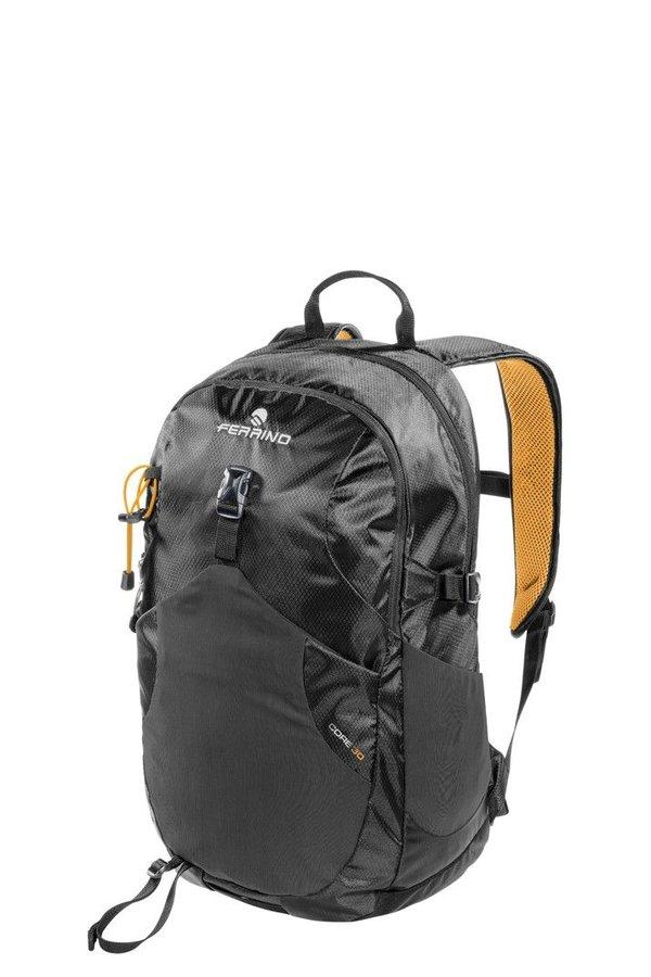 Černý městský batoh Core 30 2020, Ferrino - objem 30 l