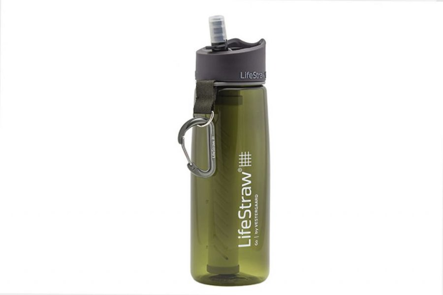 Filtrační láhev Go2 Stage, LifeStraw - objem 0,65 l