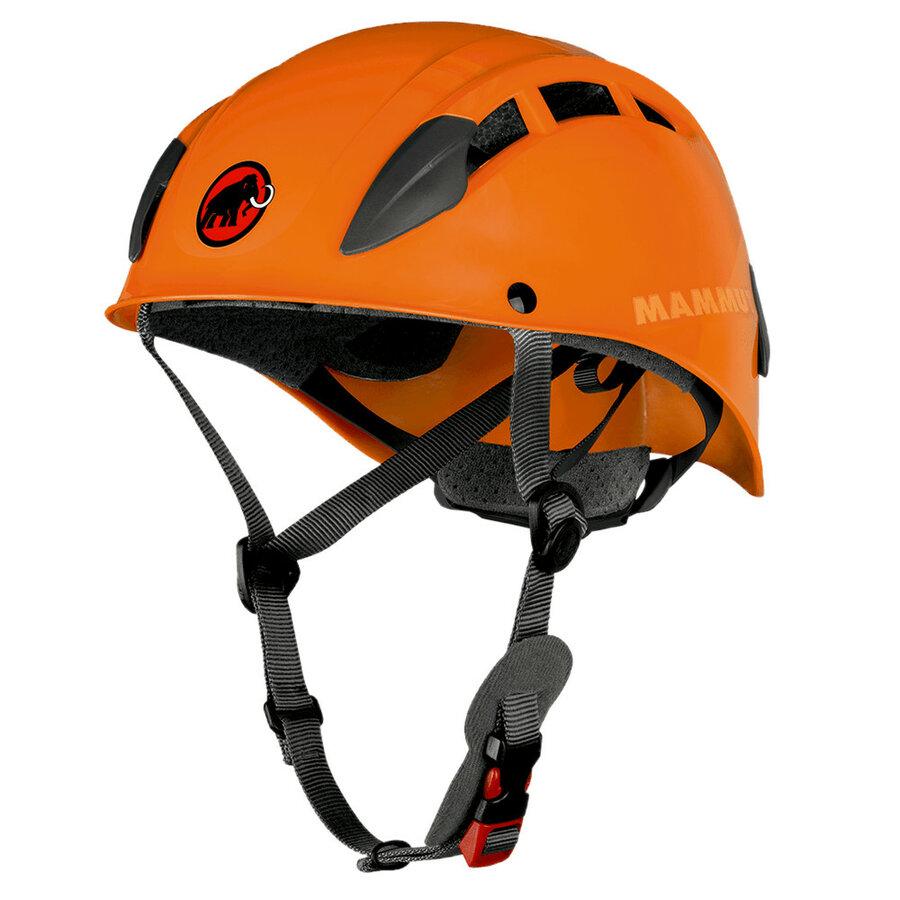 Horolezecká přilba Skywalker 2 orange, Mammut