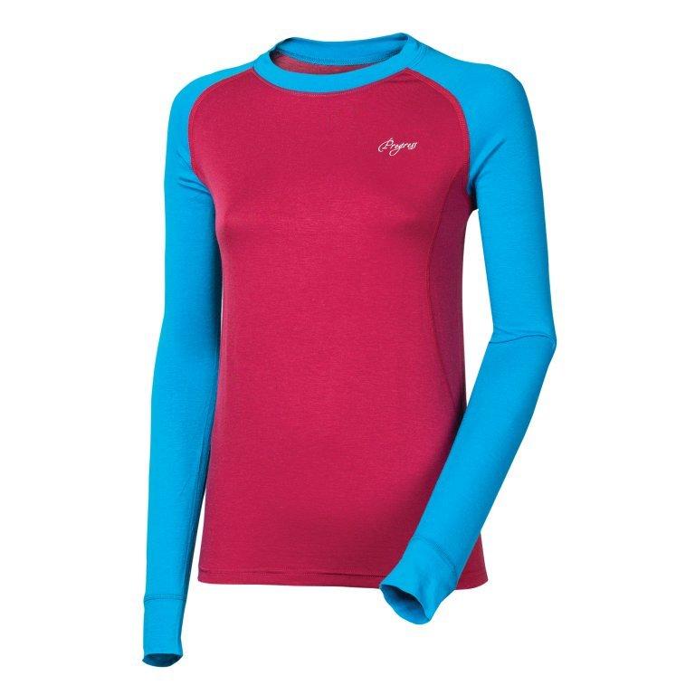 Modré dámské tričko E NDRZ, Progress