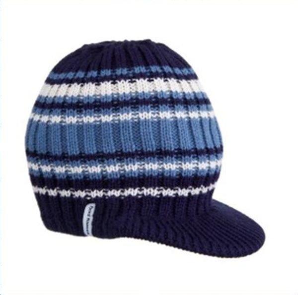 Modrá čepice Sander, Fjord Nansen