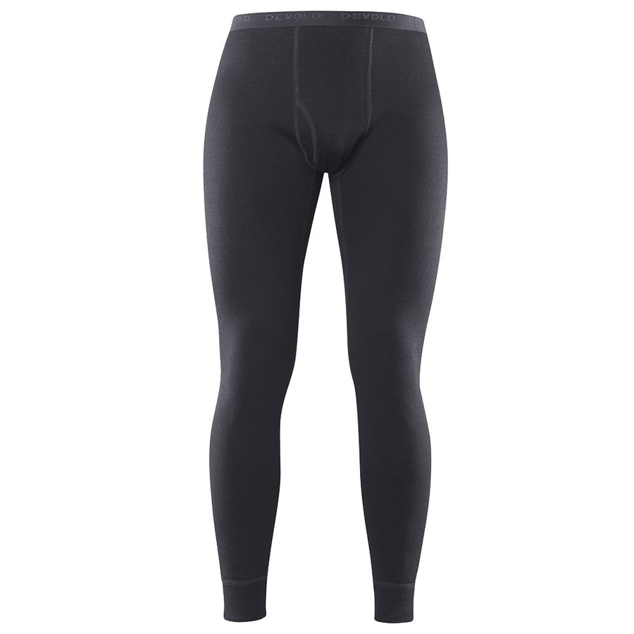 Merino pánské legíny DUO ACTIVE MAN LONG JOHNS W/FLY, Devold