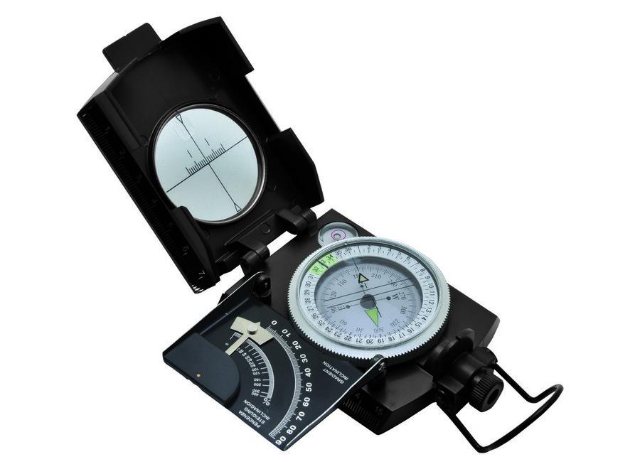 Kompas PLR207 Topo II, Baladeo
