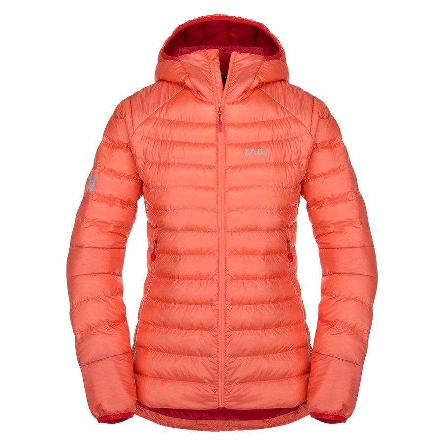 Péřová zimní dámská bunda Livigno W Jkt, Zajo