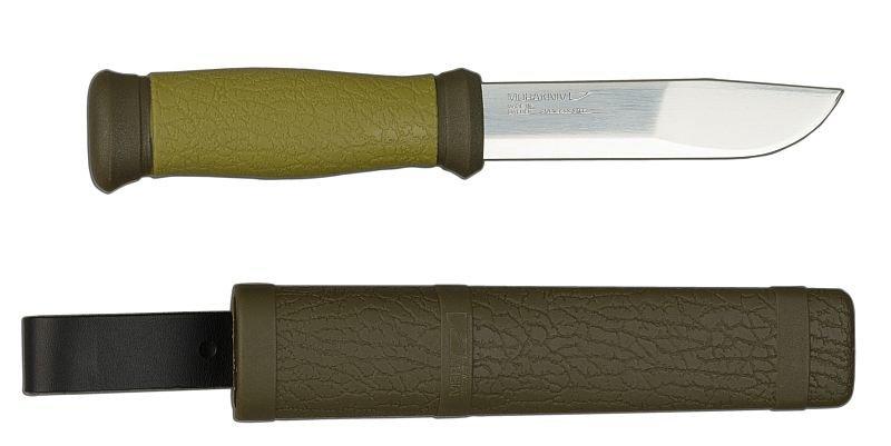 Nůž s pevnou čepelí 2000, Morakniv