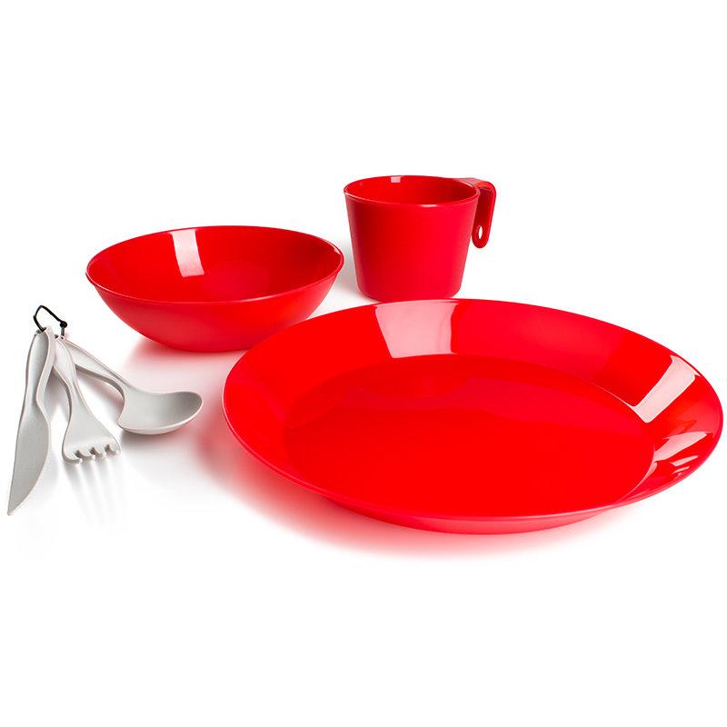 Sada nádobí Cascadian 1 Person Table Set, GSI Outdoors