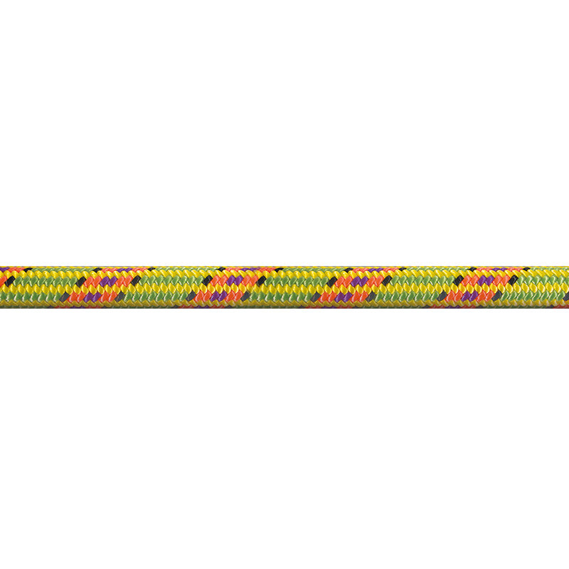 Žluté lano Ice Line Unicore, Beal - délka 60 m a tloušťka 8,1 mm